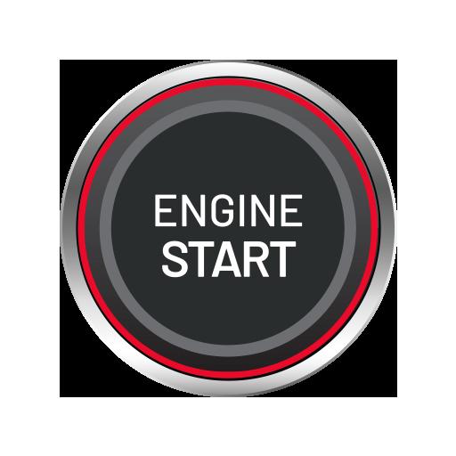 Engine Start Graphic